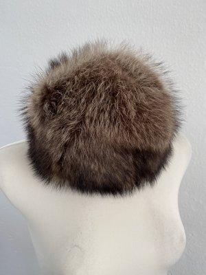 Pelz Kappe Mütze Hut