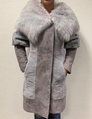 Pelz mantel Luxury (lamb leder) S(38) Gucci, Vuitton,Prada