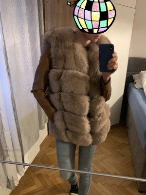 Pelt Jacket beige