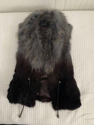 Fuchs Schmitt Fur vest multicolored pelt