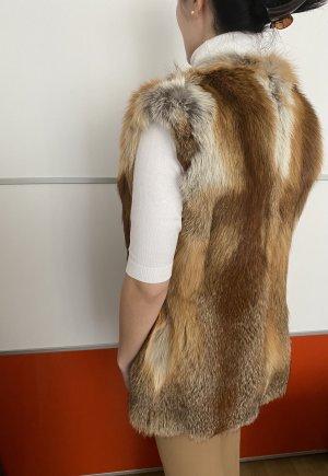 Pelzgilet - Fuchs