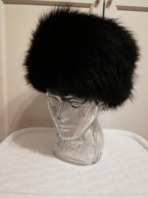 Fur Hat black pelt