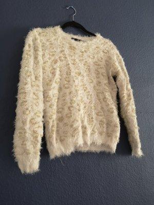 Pelzig Sweater Gold Leo