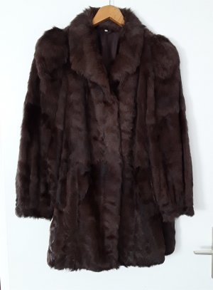 Pelt Jacket dark brown pelt
