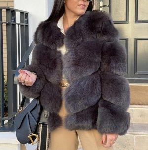 Pelt Jacket dark grey