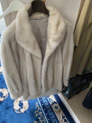 Saga Mink Pelt Jacket natural white