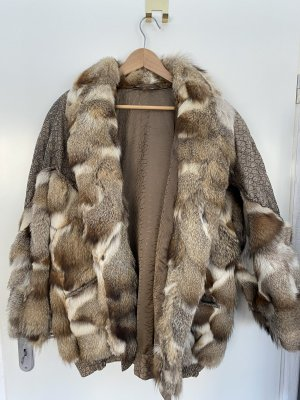 True Vintage Pelt Jacket multicolored