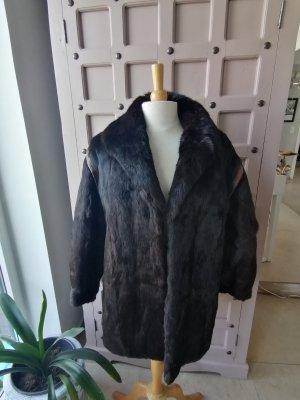 Pelt Jacket brown violet