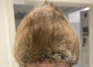 Pelzhaus Willers Fur Hat light brown