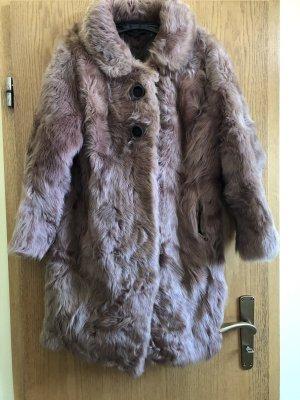 Pelt Coat light brown