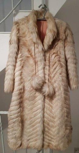 Pelt Coat beige