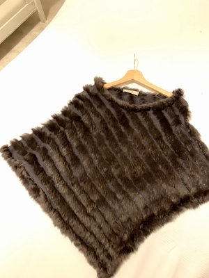 Pelt Jacket dark brown