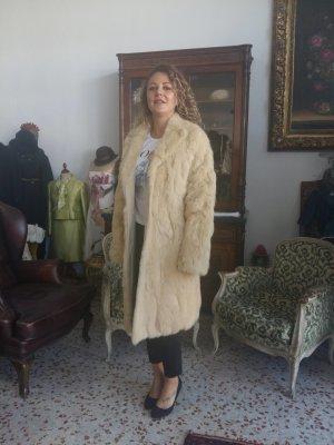 Pelt Coat cream pelt