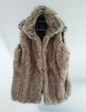 Pelt Jacket bronze-colored