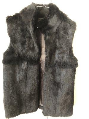 Fuchs Schmitt Smanicato di pelliccia nero