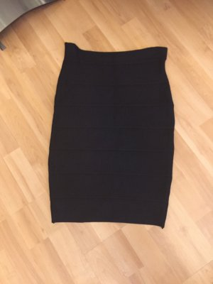 Pencil Skirt schwarz