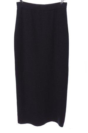 Pendleton Spódnica w kształcie tulipana czarny W stylu biznesowym