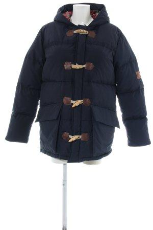 Penfield Winterjacke schwarz Steppmuster Casual-Look
