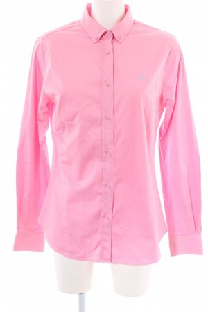 Penguin Hemd-Bluse pink Business-Look