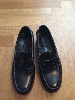 Cole Haan Slippers black leather