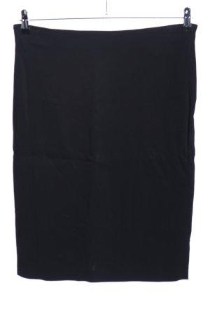 Pennyblack Ballonrok zwart zakelijke stijl