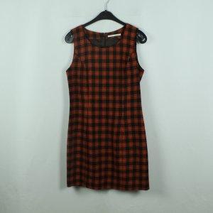 Pennyblack Kleid Gr. 38 braun orange Tartan (20/06/094)