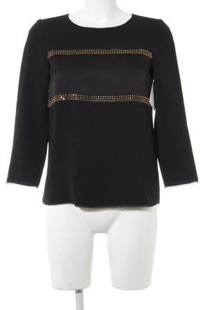 Pennyblack Langarm-Bluse mehrfarbig Elegant