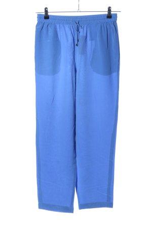 Pennyblack Stoffhose blau Casual-Look