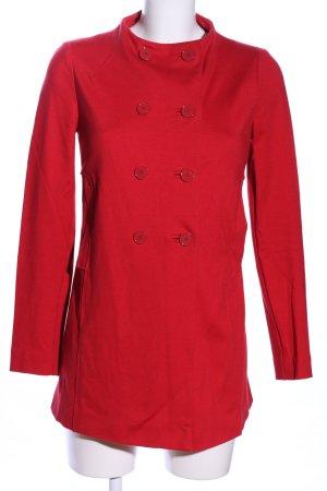 Pennyblack Cappotto mezza stagione rosso stile casual