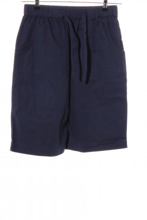 People tree Culottes blau Casual-Look