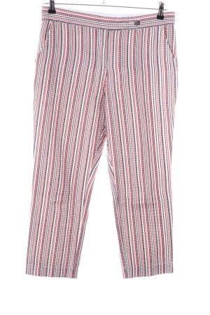People tree Pantalon taille haute motif rayé style d'affaires