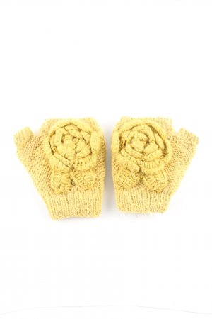 People tree Knitted Gloves primrose casual look