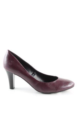 Pep Step High Heels lila Business-Look