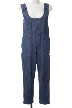 Pepaloves Jumpsuit blau Casual-Look