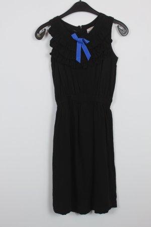 Pepaloves Kleid Gr. XS schwarz mit Seide
