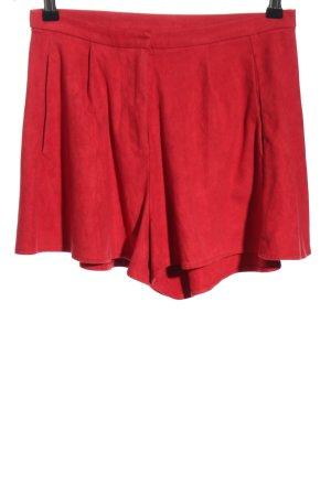 Pepaloves Shorts rot Casual-Look