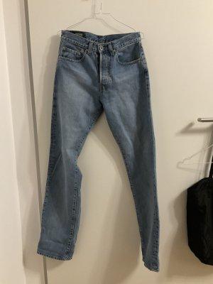 Pepe Jeans Workowate jeansy błękitny-stalowy niebieski