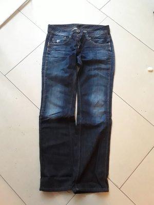 Pepe Jeans London Vaquero de corte bota azul oscuro
