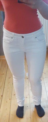 Pepe Jeans Boyfriendbroek wit