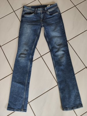 Pepe Jeans Low Rise jeans blauw