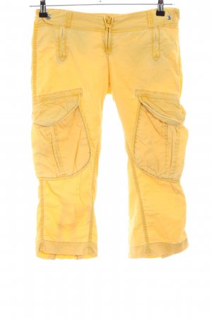 Pepe Jeans 3/4-Hose blassgelb Casual-Look
