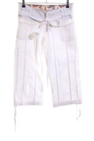Pepe Jeans 3/4-Hose weiß Casual-Look