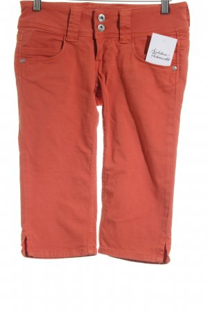 Pepe Jeans 3/4 Length Trousers salmon casual look