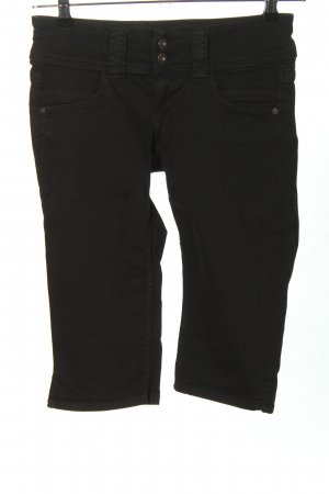 Pepe Jeans Jeans a 3/4 nero stile casual