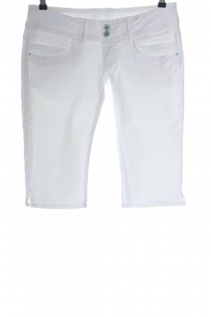 Pepe Jeans 3/4 Length Jeans white casual look