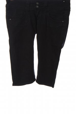 Pepe Jeans Jeansy 3/4 czarny W stylu casual
