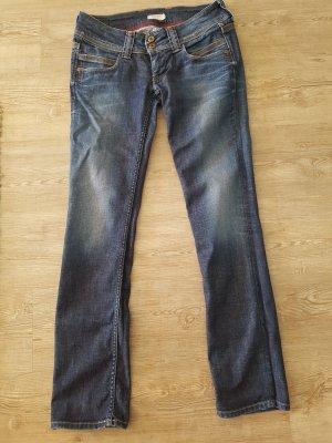 Pepe Jeans Jeans a gamba dritta blu scuro