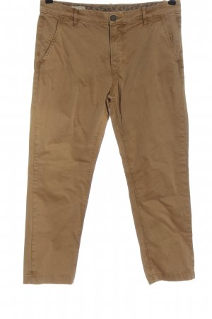 Pepe Jeans 7/8 Length Trousers brown casual look