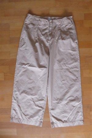 Pepe Jeans 7/8 Hose Helen Culotte Wide Leg beige sandstorm Gr. L 40/42