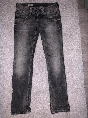 Pepe Jeans London Low Rise Jeans dark grey